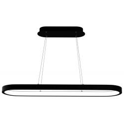 IMMAX NEO HIPODROMO SMART závěsné svítidlo 120x30cm 42W černé
