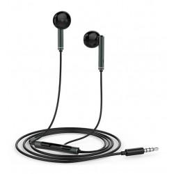 HUAWEI Sluchátka 3,5 mm jack s mikrofonem Huawei AM116 černé