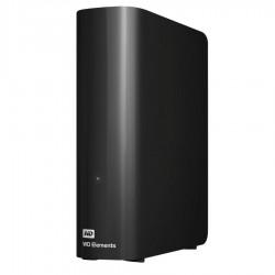 """WD HDD Elements Desktop 4TB / Externí 3,5""""/ USB 3.0/ Černý"""