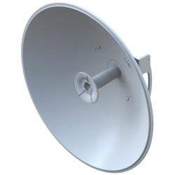 UBNT AirFiber Dish 30dBi pro jednotku AirFiber 5XHD, 5 GHz, slant 45°, 65cm parabola