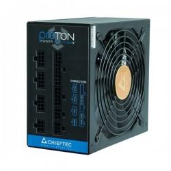 CHIEFTEC zdroj BDF-1000C / Proton Series / 1000W / 140mm fan / akt. PFC / modulární kabeláž / 80PLUS Bronze