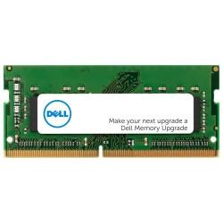 DELL 8GB paměť do notebooku/ 3200 MHz/ SO-DIMM/  Vostro, Latitude, Inspiron, Precision/ OptiPlex AIO, Micro MFF