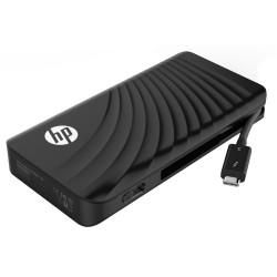 HP Portable SSD P800 1TB / Externí / Thunderbolt TM 3 Type-C / černý