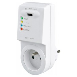 ELEKTROBOCK TS11 Wifi bezdrátová zásuvka