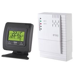 ELEKTROBOCK FRT7B2 antracit Bezdrátový programovatelný termostat