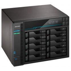 """Asustor NAS AS7110T / 10x 2,5""""/3,5"""" SATA III/ Intel Xeon E-2224 3.4GHz/ 8 GB/ 1x 10GbE + 3x 2.5GbE/ 3x USB 3.2"""