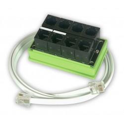 TINYCONTROL splitter senzorů DS18B20 pro LAN ovladač