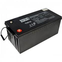 GOOWEI ENERGY Pb záložní akumulátor VRLA GEL 12V/200Ah (OTL200-12)