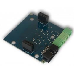 TINYCONTROL rozšiřující modul PWM pro LAN ovladač v3