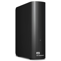 """WD Elements Desktop 12TB HDD / Externí / 3,5"""" / USB 3.0 / černý"""