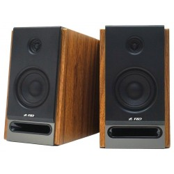 FENDA F&D repro R27BT/ 2.0/ 50W/ dřevěné/ BT5.0/ Optický/ USB vstup