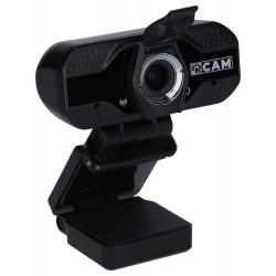 ROLLEI R-CAM 100/ Webová kamera/ 1080p/ Vestavěný mikrofon/ USB