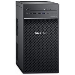 DELL PowerEdge T40/ Xeon E-2224G/ 16GB/ 2x 2TB (7200) RAID 1/ DVDRW/ 3Y PS NBD on-site