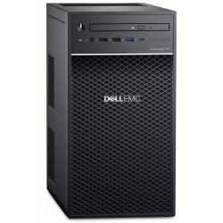DELL PowerEdge T40/ Xeon E-2224G/ 32GB/ 2x 2TB (7200) RAID 1/ DVDRW/ 3x GLAN/ 3Y PS NBD on-site