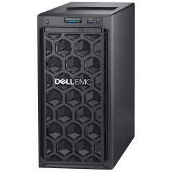 DELL PowerEdge T140/ Xeon E-2224/ 16GB/ 2x 4TB 7.2k NLSAS/ H330+/ DVDRW/ 2x GLAN/ iDRAC 9 Basic/ 3Y Basic on-site