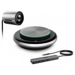 Yealink UVC30-CP900-BYOD  Videokonferenční sada/ 4K/ USB/Bluetooth/ Microsoft Teams/Skype/ UVC 1.1