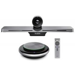 Yealink VC210 - CP900  Videokonferenční Endpoint/ 4K/ WiFi a Bluetooth/Microsoft Teams/ 2x USB/ 1x 10/100/1000 Mb/s RJ45