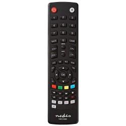 NEDIS předprogramovaný univerzální dálkový ovladač 4:1/ ovládání 4 zařízení
