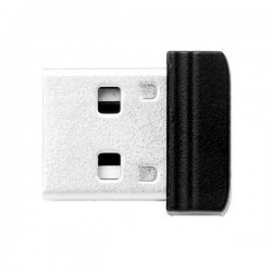 VERBATIM Flash disk Store 'n' Stay NANO/ 32GB/ USB 2.0/ černá