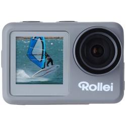 Rollei ActionCam 9S Plus/ SONY Sensor/ 4K 60/30fps/ Voděodolná do 10m/ CZ a SK menu/ Elektronická stabilizace obrazu