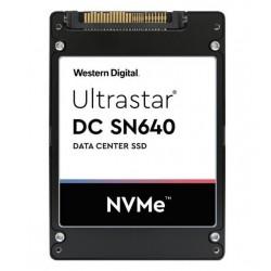 WD SSD ULTRASTAR DC SN640 960GB / 0TS1927 / U2 NVMe / Interní