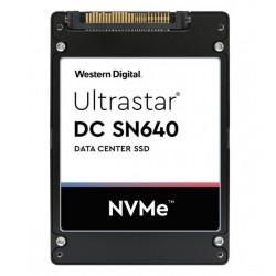 WD SSD ULTRASTAR DC SN640 7,68TB / 0TS1930 / U2 NVMe / Interní
