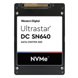 WD SSD ULTRASTAR DC SN640 800GB / 0TS1952 / U2 NVMe / Interní