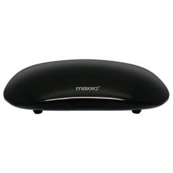 Maxxo DVB-T2 Android Box 4K Ultra HD/HEVC H.265, DVB/T, T2, C /Andr. 9.0 /2GB RAM /16GB /HDMI/USB/Air Mouse s klav.