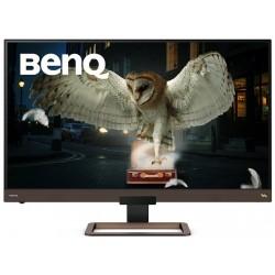 """BENQ 32"""" LED EW3280U/ IPS panel/ 3840x2160/ 1000:1/ 5ms/ 2x HDMI/ DP/ USB-C/ repro/ HDR/ hnědý - černý"""