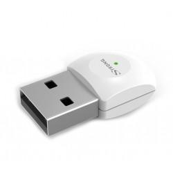 STRONG USB bezdrátový adaptér 600/ Wi-Fi standard 2,4 GHz 802.11 n/g/b, 5GHz 802.11 ac/n/a/ 600 Mbit/s/ bílý