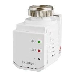 ELEKTROBOCK Digitální termostatická bezdrátová hlavice PH-HD03