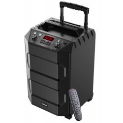 FENDA F&D párty repro T5/ trolejové/ 33W/ BT4.2/ USB přehrávání/ FM rádio/ bezdrátový mikrofon/ dálkové ovládání