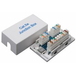 Solarix Spojka UTP c5e bloková bílá