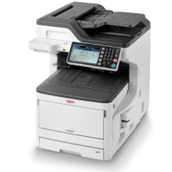 OKI MC853dn/ A3/ 23ppm/ ProQ 2400 dpi / PCL+PS/ Duplex/ Fax/ ADF/ USB/ LAN