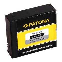 PATONA baterie pro digitální kameru SJCAM SJ6 910mAh Li-Ion