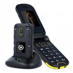 "MyPhone HAMMER Bow Plus   2,4""+ 1,44"" / 64MB/ 3G/ IP68/ oranžovo-černý"