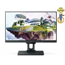 "BENQ 25"" LED PD2500Q/ 2560x1440/ IPS panel/ 20M:1/ 4ms/ HDMI/ DP/ mDP/ USB hub/ LAN/ repro/ černý"