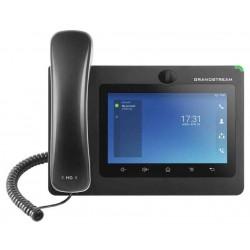 "Grandstream GXV3370  IP telefon s Androidem 7.0, PoE+, WiFi, 7"" dotykové LCD, mini HDMI, SD card slot, USB]"