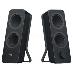 Logitech reproduktory Z207/ 2.0/ Bluetooth/ 3,5mm jack / černá