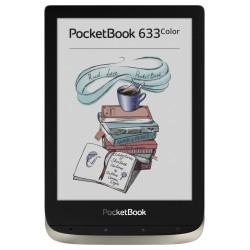"POCKETBOOK e-book reader 633 Color/ 16GB/ 6""/ Wi-Fi/ micro USB/ čeština/ moon silver"