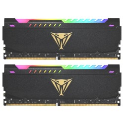 PATRIOT Viper Steel RGB 16GB DDR4 3600MHz / DIMM / CL20 / 1,35V / KIT 2x 8GB
