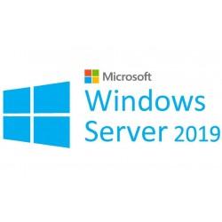 DELL MS Remote Desktop Services User CALs/ 5-pack/ RDS/ pro Windows Server 2019 Standard/ Datacenter/ OEM