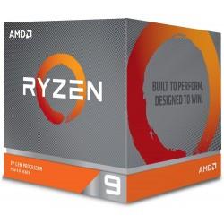 AMD Ryzen 9 3950X / Ryzen / LGA AM4 / max. 4,7GHz / 16C/32T / 72MB / 105W TPD / BOX bez chladiče