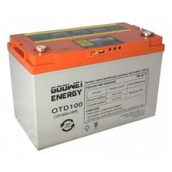 GOOWEI ENERGY DEEP CYCLE (GEL) baterie GOOWEI ENERGY OTD100, 100Ah, 12V