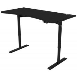 AROZZI herní stůl ARENA MOTO/ motorizovaný/ nastavení výšky 72 - 118 cm/ černý