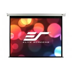 """ELITE SCREENS plátno elektrické motorové 84"""" (213,4 cm)/ 4:3/ 128 x 170,7 cm/ Gain 1,1/ case bílý"""