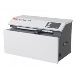 HSM perforátor kartonů ProfiPack C400/ příkon 1200W/ 395 x 610 x 375 mm/ váha 47 kg/ šedý