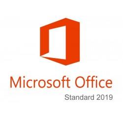 Microsoft Office Standard 2019 SNGL OLP NL