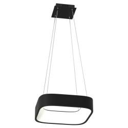 IMMAX NEO TOPAJA SMART závěsné svítidlo 45cm 36W černé