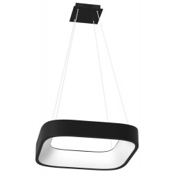 IMMAX NEO TOPAJA SMART závěsné svítidlo 60cm 47W černé
